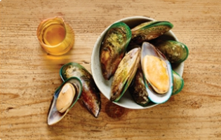 Salmon Oil + Green Lipped Mussels