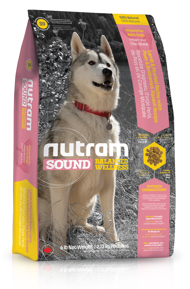корм для собак отзывы nutram.com.ua