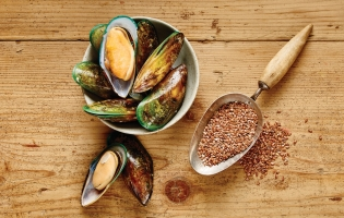 Flaxseed + Green Lipped Mussels